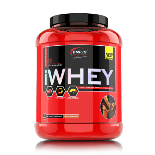 Genius Nutrition iWHEY
